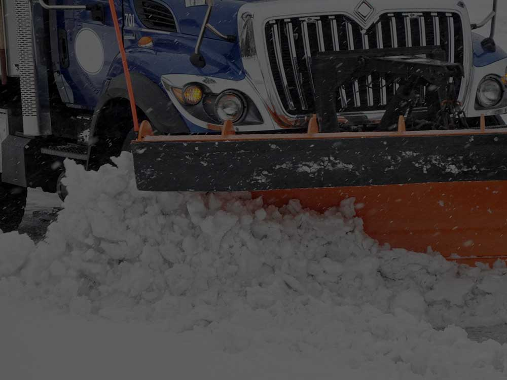 Washington, DC Metro Area Commercial Snow Removal
